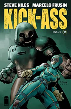 Kick-Ass #12