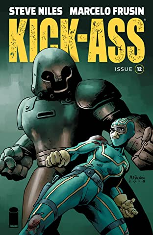 Kick-Ass No.12