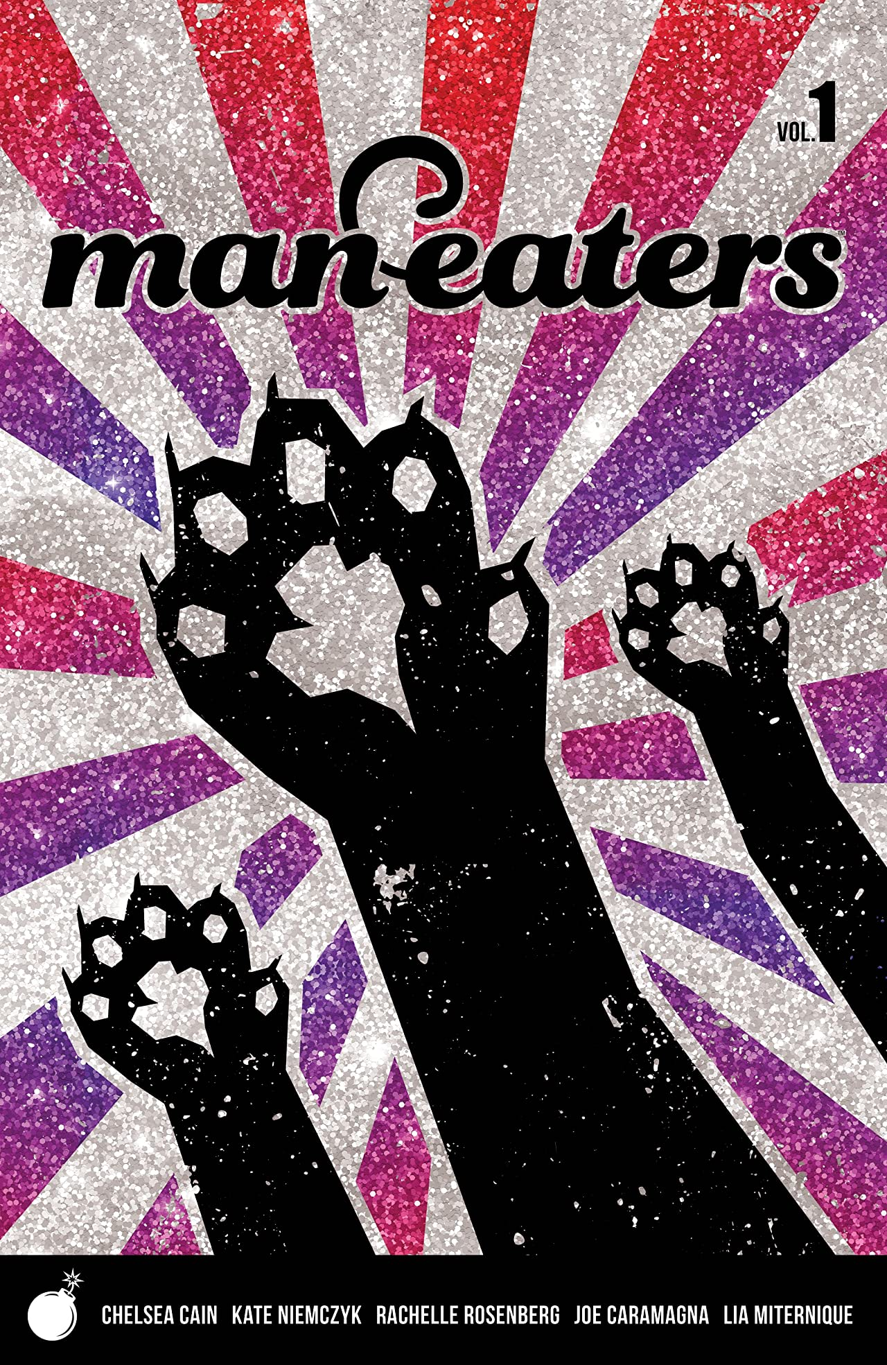 Man-Eaters Tome 1