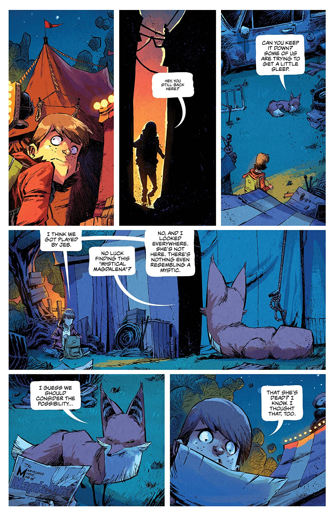 Middlewest #4
