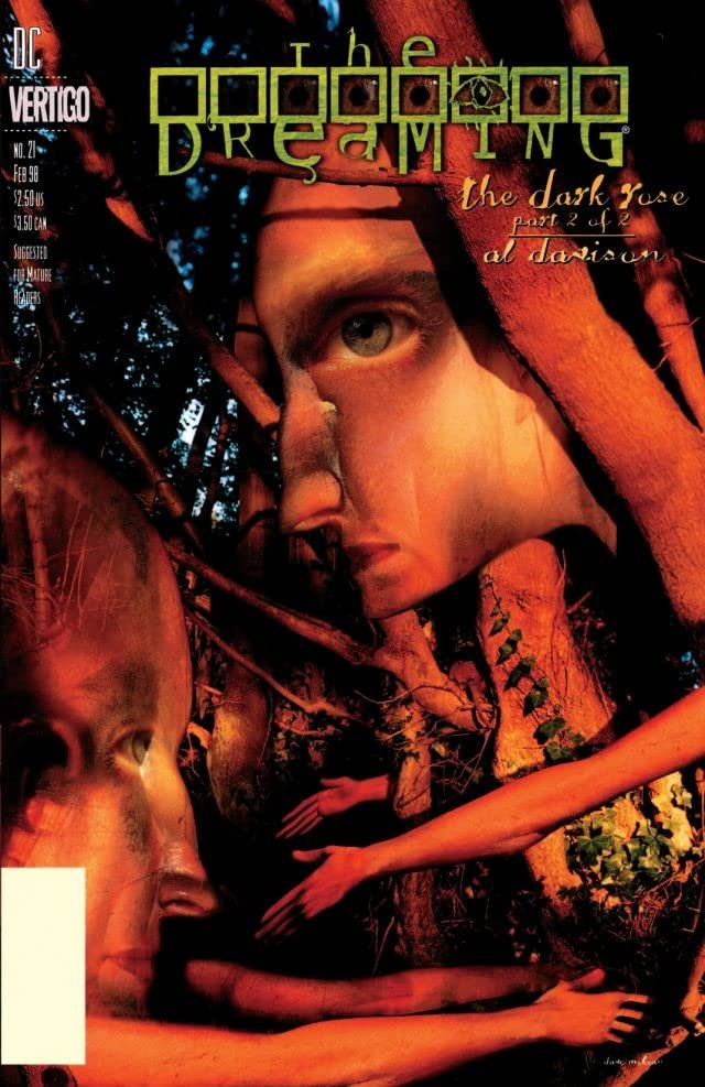The Dreaming (1996-2001) #21