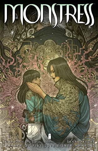 Monstress No.21