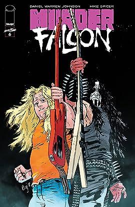 Murder Falcon #6