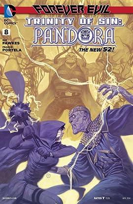 Trinity of Sin: Pandora (2013-2014) No.8