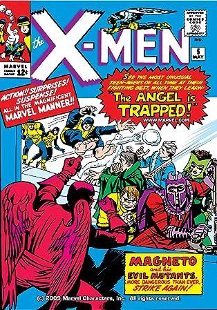 Uncanny X-Men (1963-2011) #5