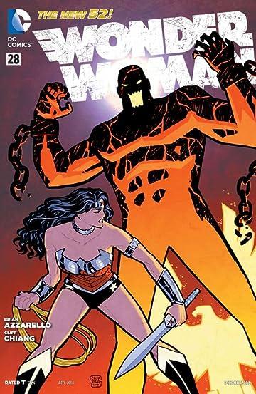 Wonder Woman (2011-2016) #28