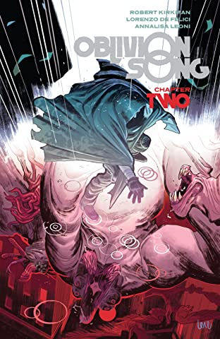 Oblivion Song by Kirkman & De Felici Vol. 2