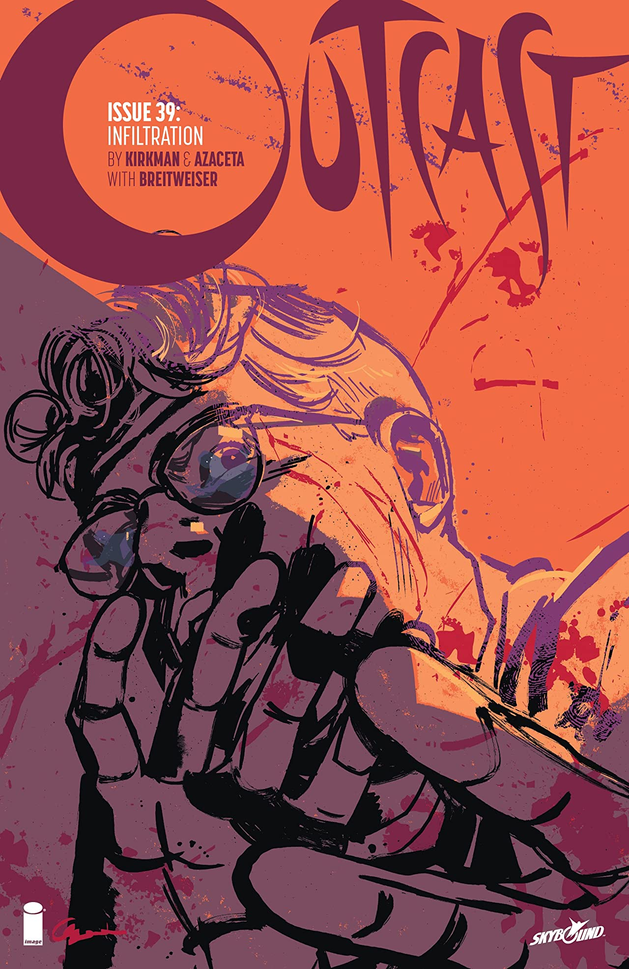 Outcast By Kirkman & Azaceta No.39