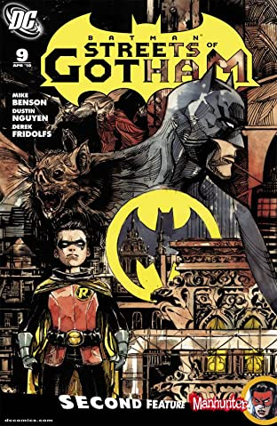 Batman: Streets of Gotham No.9
