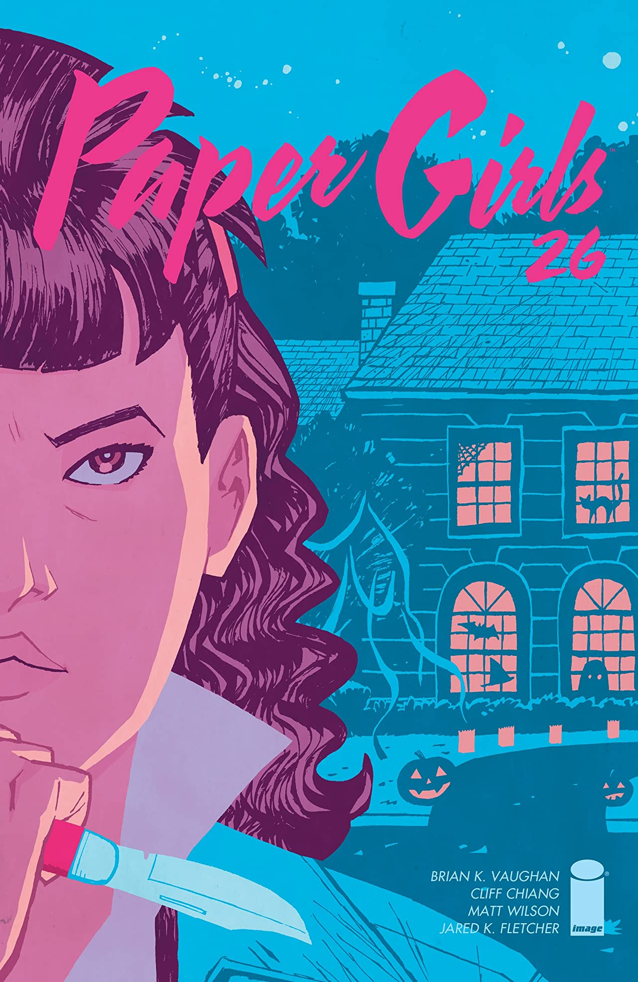 Paper Girls No.26