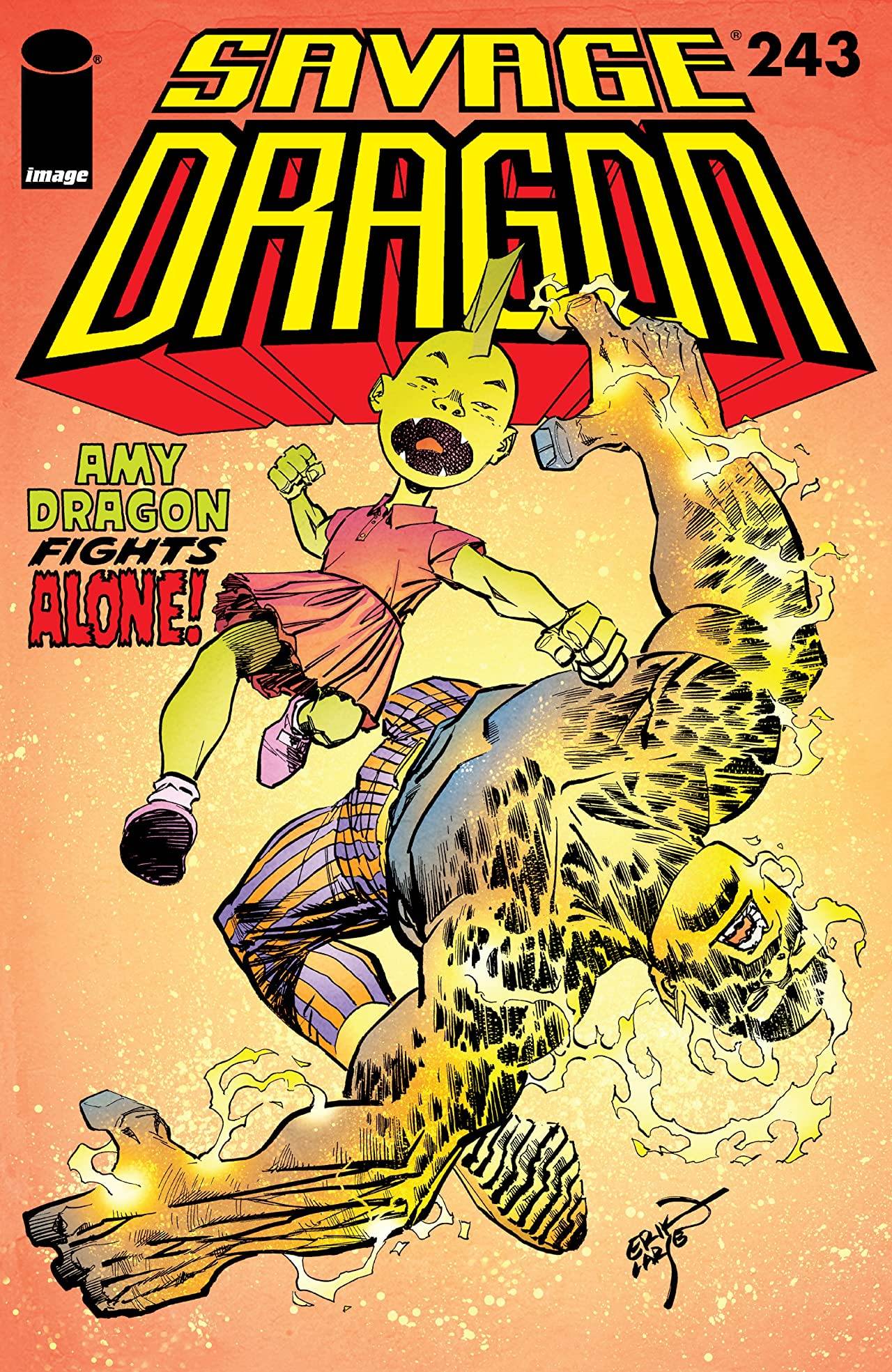 Savage Dragon #243