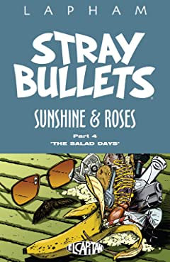 Stray Bullets: Sunshine & Roses Vol. 4