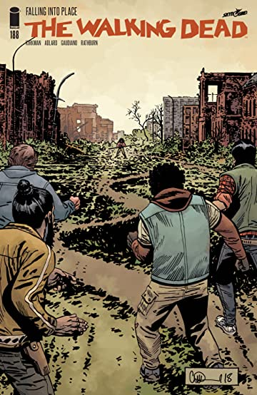 The Walking Dead No.188