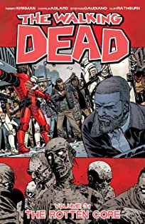 The Walking Dead Vol. 31: The Rotten Core