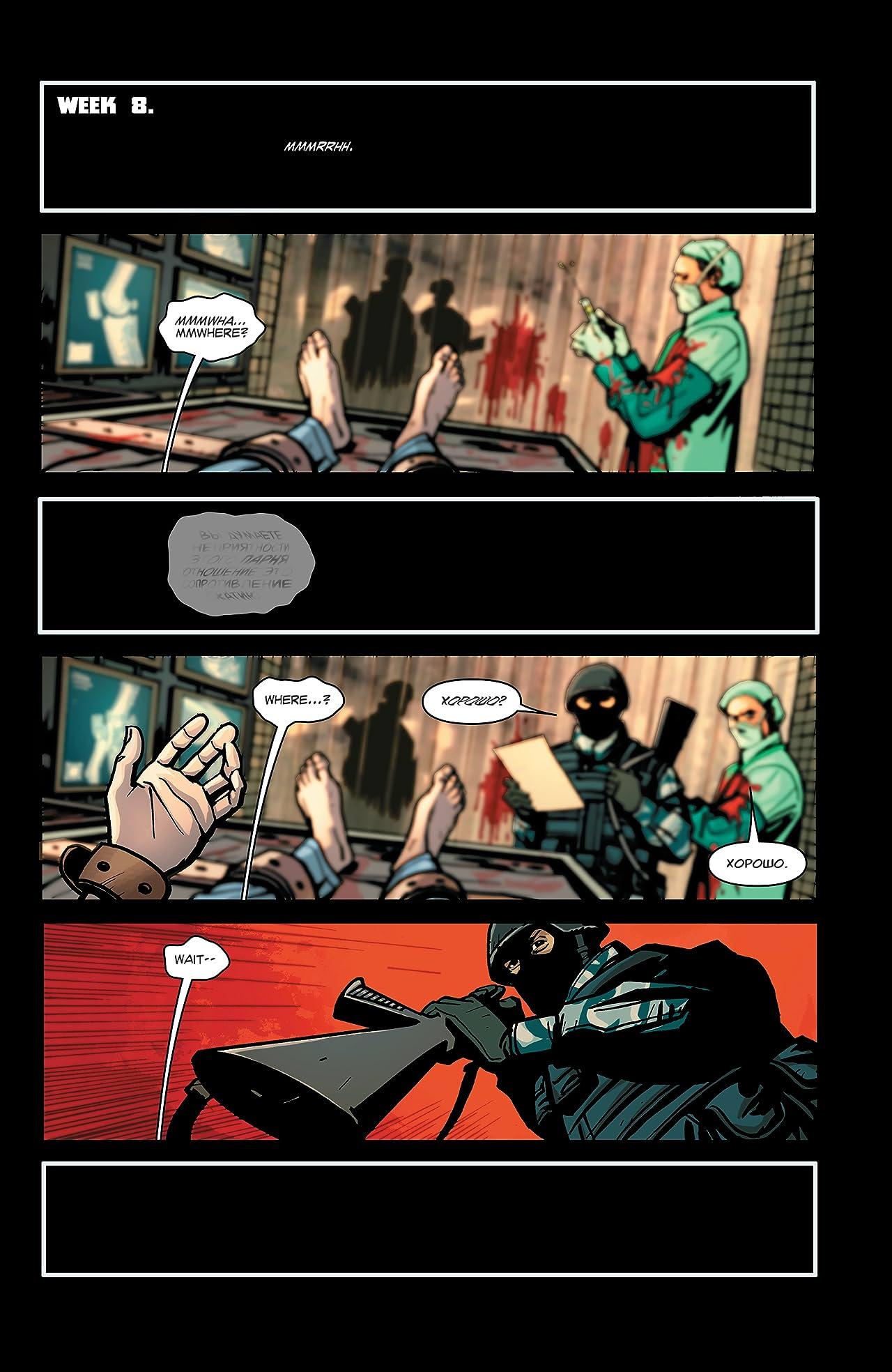 Thief of Thieves Vol. 7: Closure