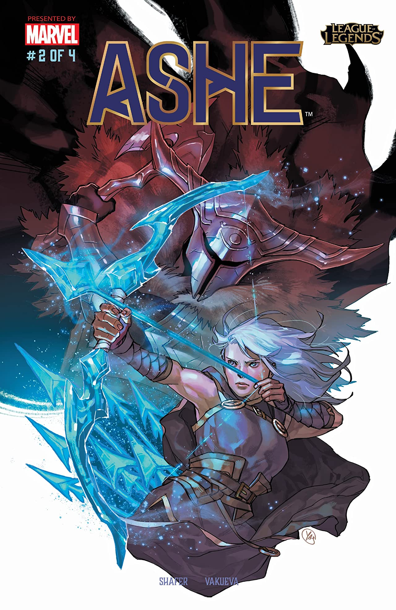 League of Legends – Ashe: Războinica-Mamă Special Edition (Romanian) No.2 (sur 4)
