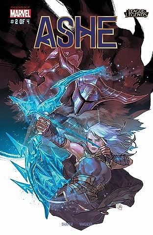 League of Legends, Ashe : Chef De Guerre Special Edition (French) No.2 (sur 4)