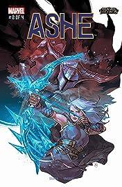 League of Legends: Ashe: A Hadfőnök Képregénysorozat Gyűjteménye Special Edition (Hungarian) No.2 (sur 4)