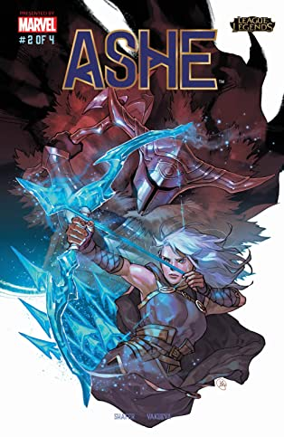 League of Legends: Ashe: A Hadfőnök Képregénysorozat Gyűjteménye Special Edition (Hungarian) #2 (of 4)