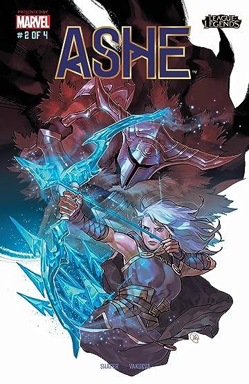 League of Legends: Ashe: Válečná Matka Special Edition (Czech) #2 (of 4)