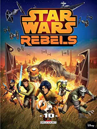 Star Wars – Rebels Vol. 10