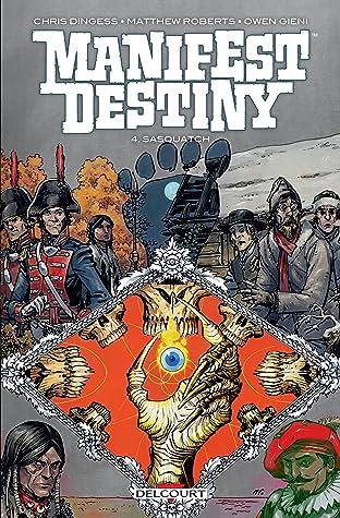 Manifest destiny Vol. 4: Sasquatch