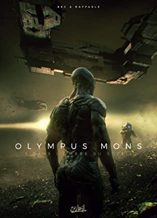 Olympus Mons Tome 5: Dans l'ombre du soleil