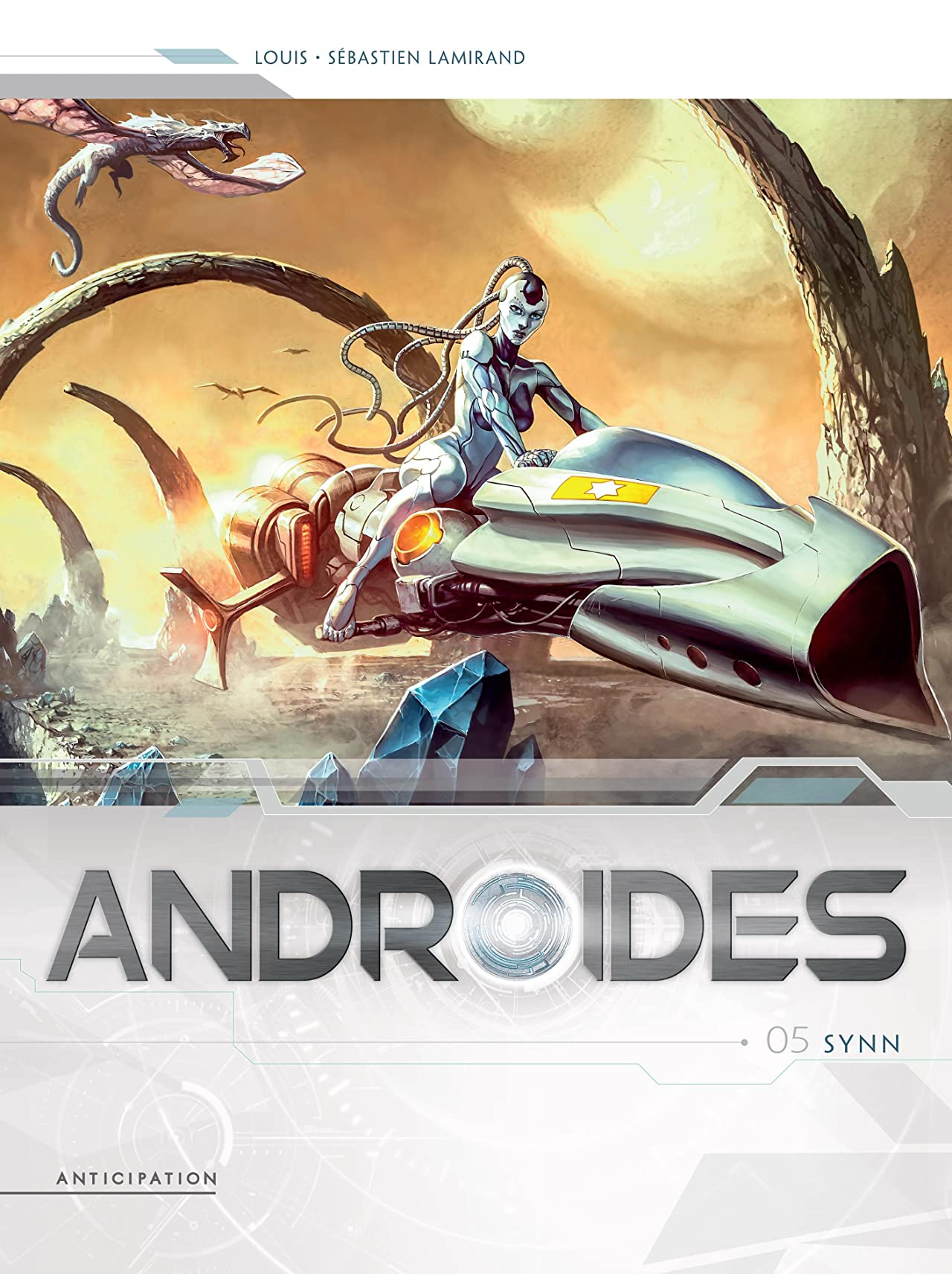 Androïdes Tome 5: Synn