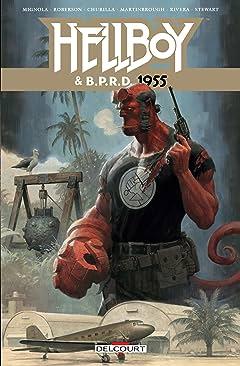 Hellboy & BPRD Vol. 4: 1955