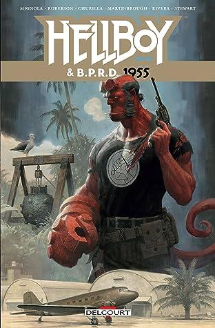Hellboy & BPRD Tome 4: 1955