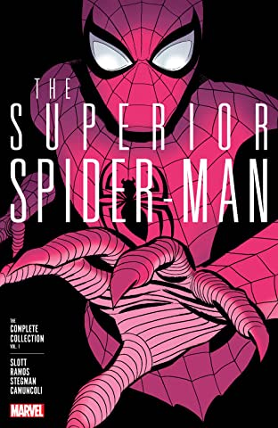 Superior Spider-Man: The Complete Collection Tome 1