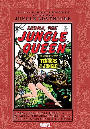 Atlas Era Jungle Adventure Masterworks Vol. 1