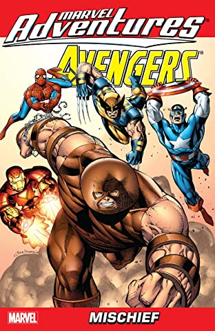 Marvel Adventures The Avengers Vol. 2: Mischief