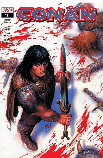 Conan (2004-2008) #1