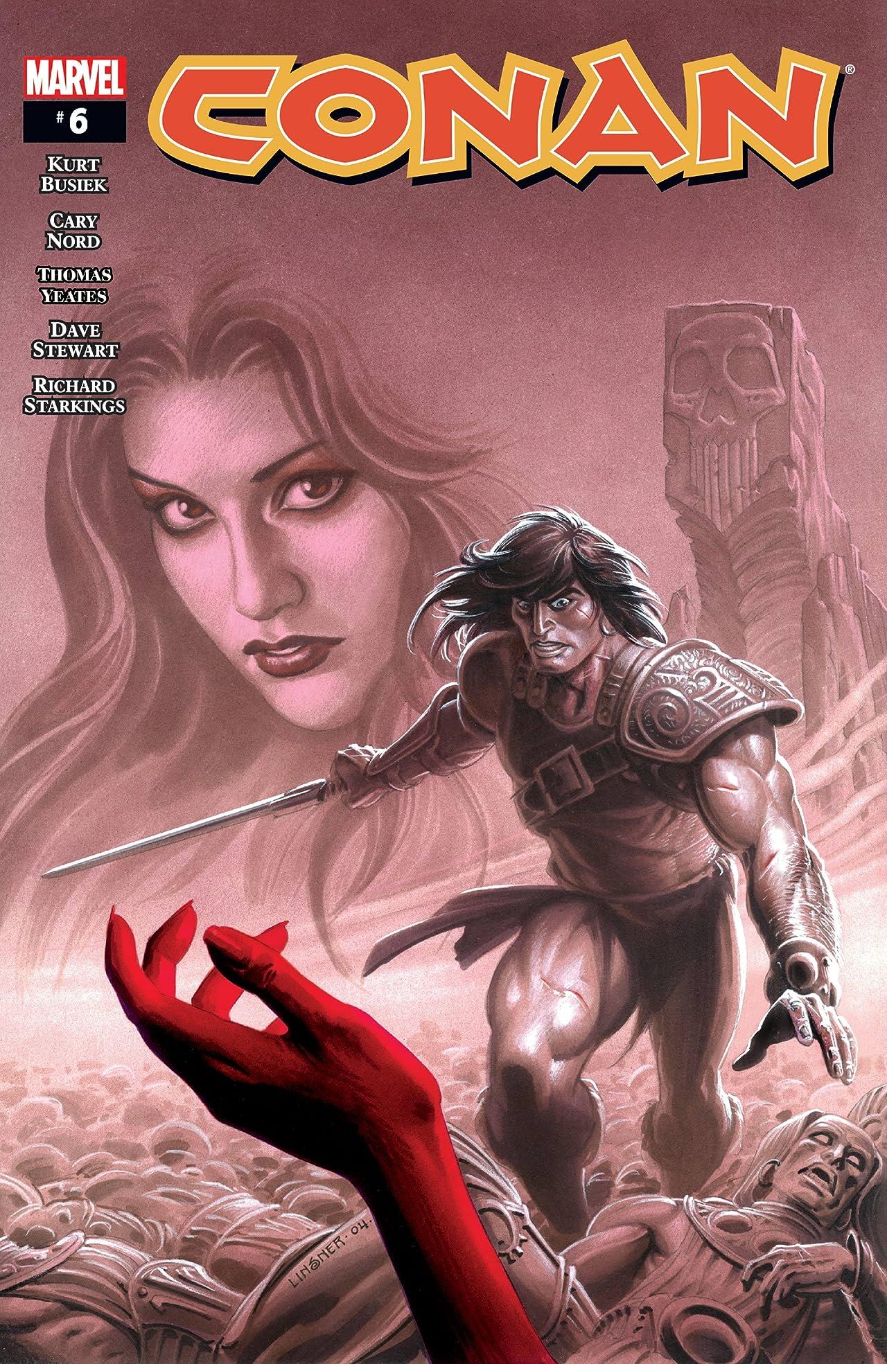 Conan (2004-2008) #6