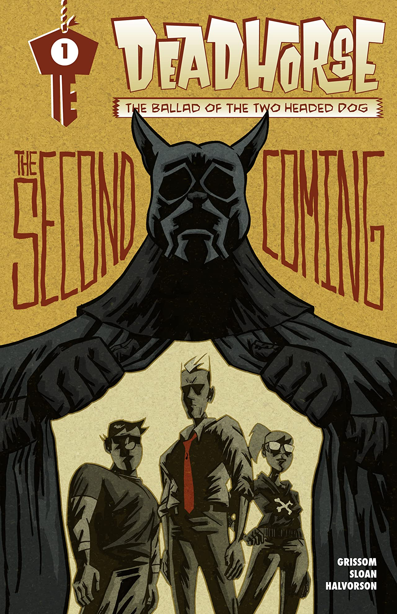 Deadhorse: Ballad of the Two Headed Dog #1