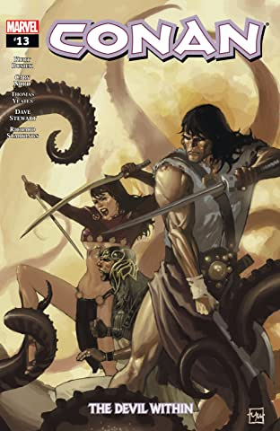 Conan (2004-2008) #13