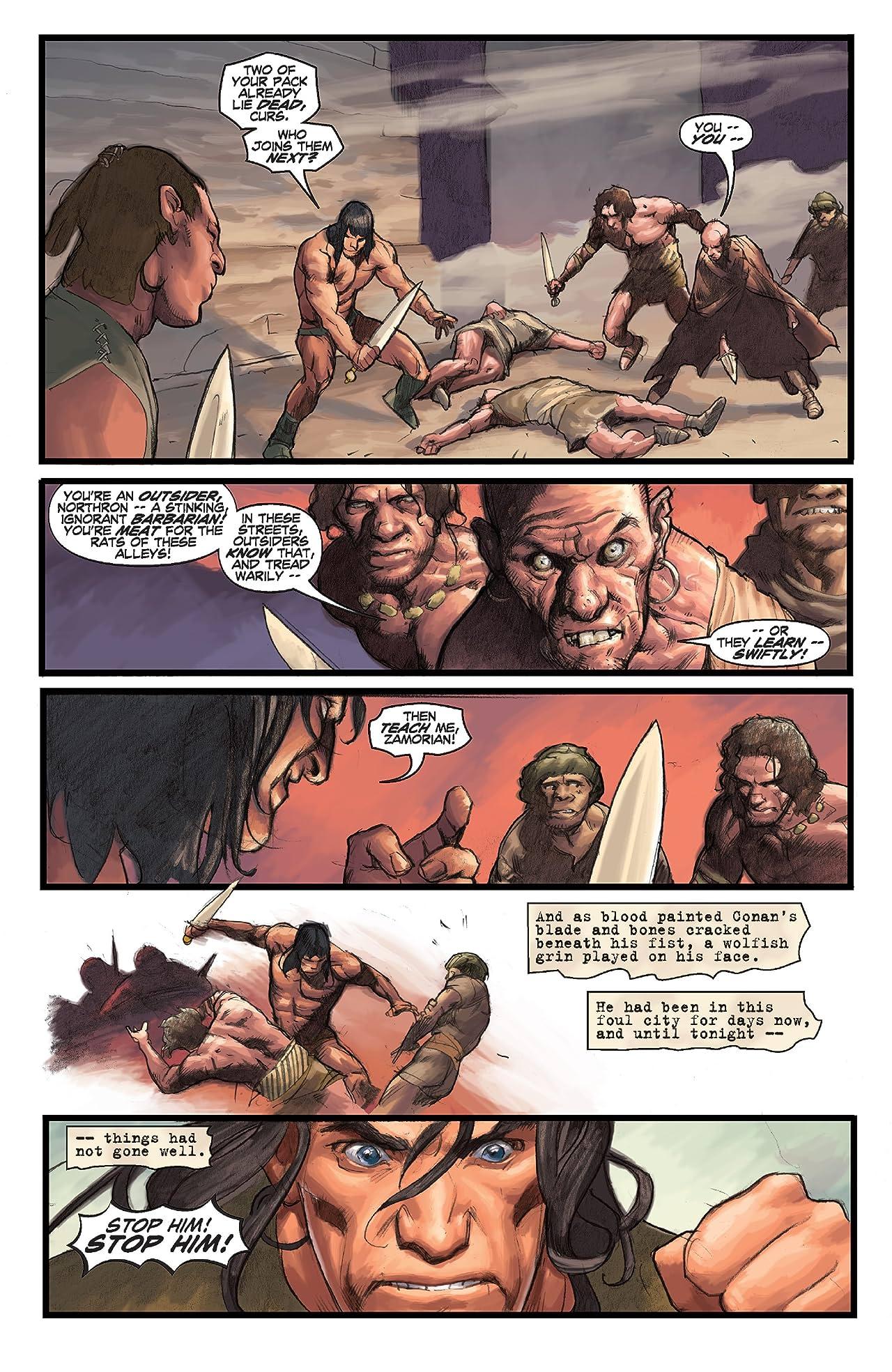Conan (2004-2008) #17