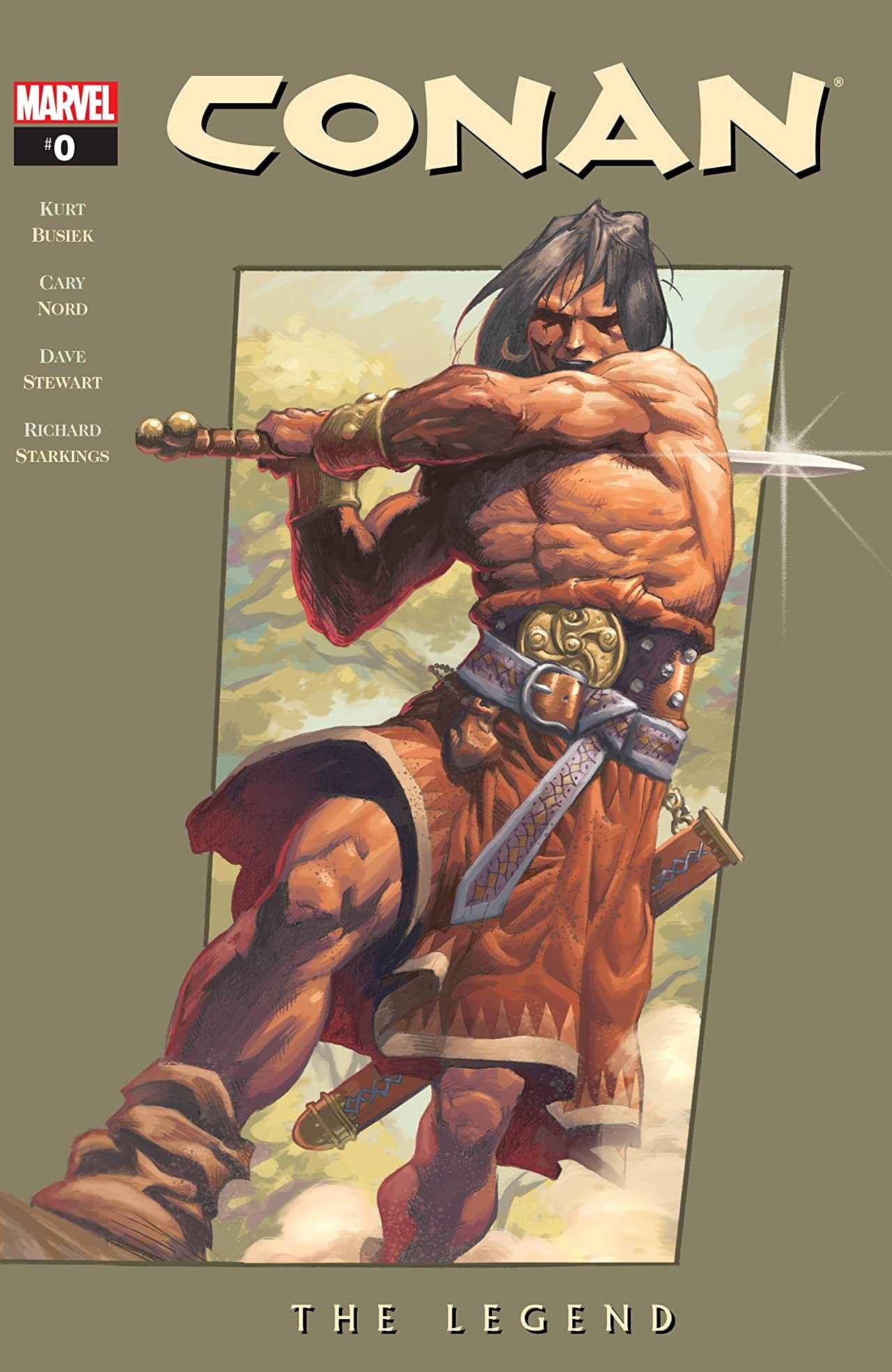 Conan: The Legend (2003) No.1