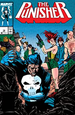 The Punisher (1987-1995) #12
