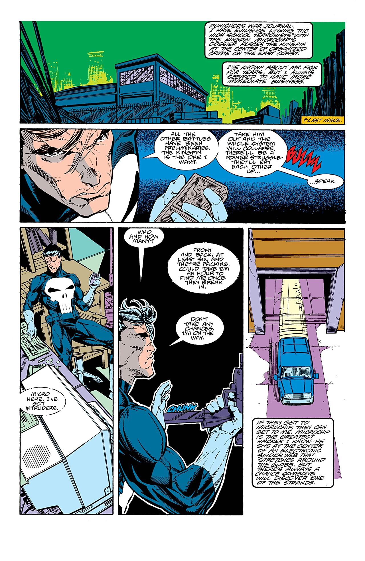 The Punisher (1987-1995) #15