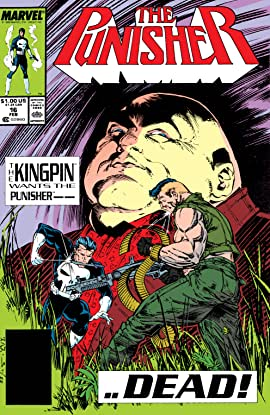 The Punisher (1987-1995) #16
