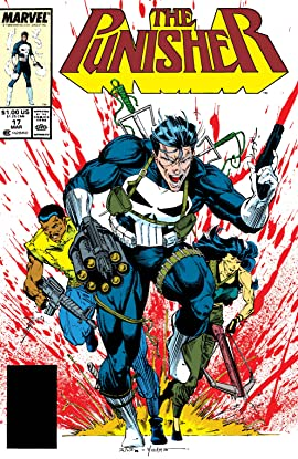 The Punisher (1987-1995) #17