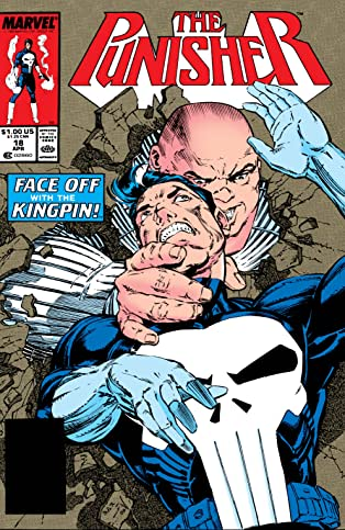 The Punisher (1987-1995) #18