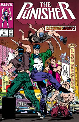 The Punisher (1987-1995) #20