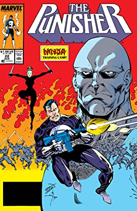 The Punisher (1987-1995) #22