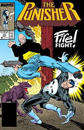 The Punisher (1987-1995) #23