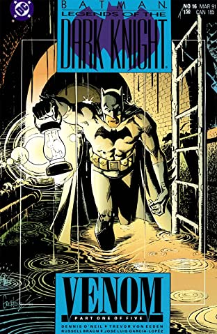 Batman: Legends of the Dark Knight No.16