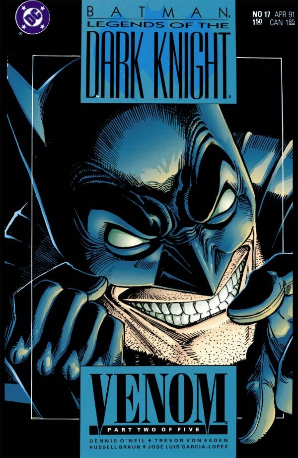 Batman: Legends of the Dark Knight #17
