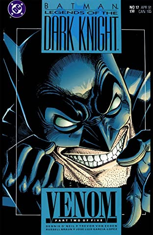 Batman: Legends of the Dark Knight No.17